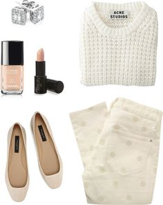 """clean"" by mara-montandon ❤ liked on Polyvore"