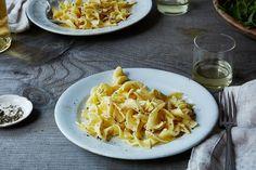 Barbara Kafka's Creamy Lemon Pasta recipe on Food52