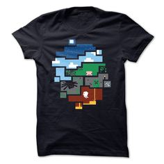 View images & photos of world minecraft t-shirts & hoodies