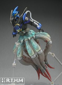 Bandai SIC Kamen Rider OOO WaterAction $155 Free shipping from China to most country