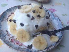 Un dessert pour le petit-déjeuner...voilà ce qu'est ce bowlcake!! comme d'habitude vous savez bien ma passion pour les matins gourmands...