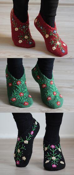 Turkish Women Socks Slippers