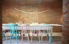 ¿buscas inspiración para pintar con la Autentico Chalk Paint? hoy la encontarás en el blog. Casa la Iaia es un lugar creativo para inspirarnos, los muebles han sido pintado con nuestra chalk paint http://allwashitape.blogspot.com.es/2014/01/espacios-creativos-autentico-chalk-paint.html