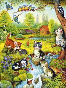 Kittens, Scholtz