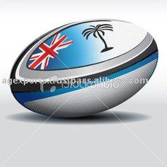 Fiji Rugby ball