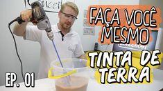 TINTA ECOLÓGICA | FAÇA VOCÊ MESMO | CASA CONCEITOS | EP. 01