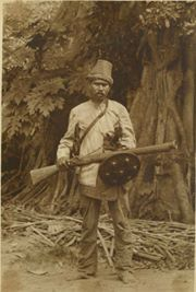 aceh warrior Maluku Islands, Dutch East Indies, Borneo, Archipelago, Old Photos, Vietnam, Bali, Old Things, Culture