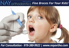 We always recommend Cary Braces after evaluating your kids tooth conditions properly since treatment at the earlier stage will help them to avoid potential risks to a greater extent. Contact our doctors by today at - 919-380-9922.