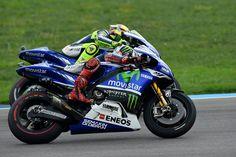 Rossi & Lorenzo Indianapolis 2014