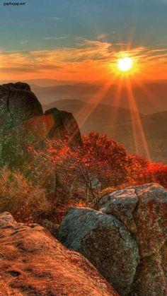 Amazing Photography Of Sunset