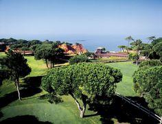 Sheraton Algarve Hotel & Pine Cliffs Resort viešbutis (Algarvė, Portugalija)   NOVATURAS