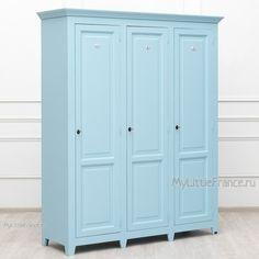 Платяной шкаф Valérie - Платяные шкафы - Спальня - Мебель по комнатам My Little France