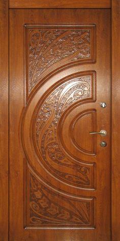 New wooden main door design garden gates ideas Wooden Front Door Design, Double Door Design, Wooden Front Doors, Modern Patio Doors, Modern Exterior Doors, Single Main Door Designs, Door Design Photos, Balcony Railing Design, Bedroom Door Design