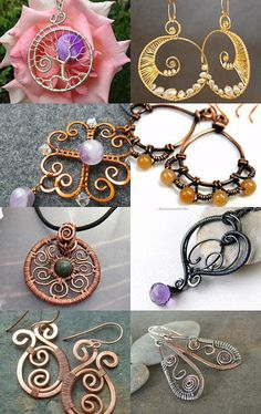 Wonderful Wire....bottom left is so nice!