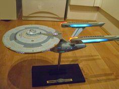 Scotty Star Trek, Star Trek 1, Star Trek 2009, Star Trek Ships, Star Trek Models, Sci Fi Models, Enterprise Model, Star Trek Enterprise, Star Trek Bridge