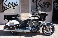 Victory Police Motorcycles - Plant City, Florida Motorcycle
