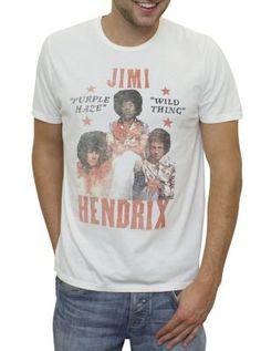 19.00 Limited Edition Jimi Hendrix tee