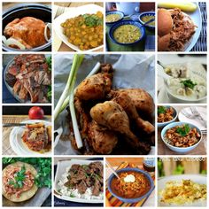 This might be the greatest collection of crock pot/slow cooker recipes ever! I can only take credit for a few of these recipes ( and mouth-watering pictures!), instead the thanks goes to all the wonderful foodies that contributed to this collection. There are easy chicken recipes, easy beef recipes, easy pork recipes, almost anything you...