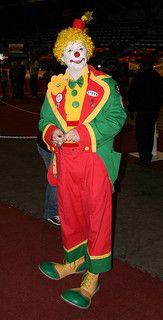 Detroit Shrine Circus 2009