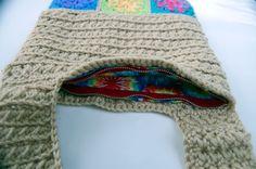 Ravelry: Riley Cross Body Bag pattern by Tamara Kelly bags purses cross body Cross Body Bag Pattern Free, Crochet Handbags, Crochet Bags, Crochet Baskets, Crochet Purses, Crochet Ideas, Cross Body Satchel, Crochet Purse Patterns, Crochet Cross