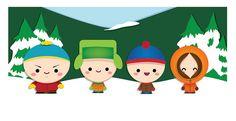 Kawaii South Park