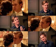 Have some crow-infused sherry — Funny Dan Stevens on Mary and Matthew kiss during...