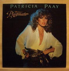 PATRICIA PAAY - Playmate - mint minus - Vinyl LP - Italo Disco - Top RARE