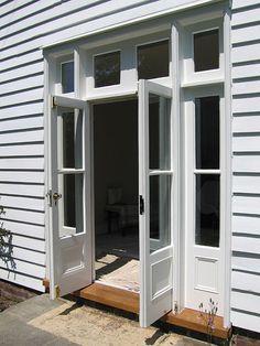 Edwardian French Doors