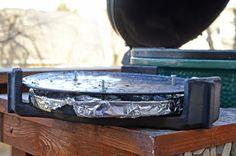 kamado tuning plate