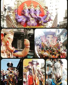 New pin for Ganpati Festival 2015 is created by by vats_08 with #ganpatibappa…