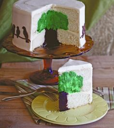 Final Tree Cake