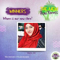 #WINNERS - Discovery where is our new store and get a chance to win a special invite.    Winner: @azra_mh    We will get in touch for your special invitation.