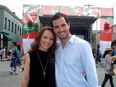 Antonio and sister Carmelina