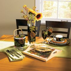 """24 Thanksgiving Dinner Recipes and Fall Craft Projects"" eBook 