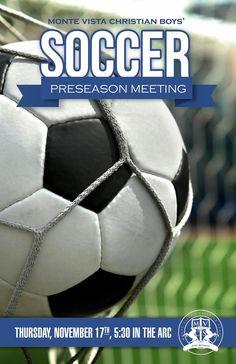 MVCS soccer