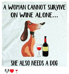Funny Cute Quotes For Him Humor Puppys Ideas For 2019 I Love Dogs, Puppy Love, Cute Dogs, Yorkies, Maltipoo, Pomeranians, Labradoodle, Love Quotes For Boyfriend Romantic, Wine Quotes