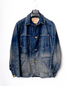 LEVI'S VINTAGE CLOTHING 1920′s SACK COAT  www.lost-founds.com