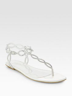 031ce0edf239c 280 Best flat wedding shoes images in 2016 | Flat sandals, Shoes ...