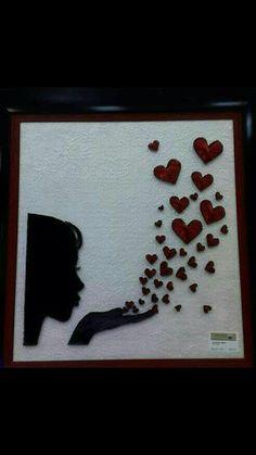 Çok güzel bir sanat.