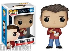 Funko releasing Joey Tribbiani from Friends TV show