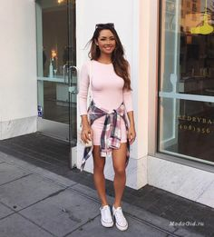 Уличная мода: Фэшн-блоггер Jessica Ricks: осенние образы 2016