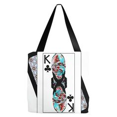 Play Your Hand...King Club No. 2 Everything Tote Bag