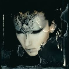 Forget Harajuku And Cosplay, Here's Japanese Goth! Artistic Photography, Art Photography, Cyberpunk, Dark Fantasy, Fantasy Art, Goth Art, Album Photo, No Photoshop, Dark Beauty