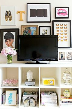 Creating A Gallery Wall | Twenty Something Living