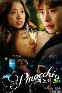 Pinocchio korean Drama Love Park Shin Hye character here. Jong Suk, Lee Jong, Live Action, Korean Drama 2014, Netflix Dramas, Best Kdrama, Drama Fever, Foreign Movies, Love Park
