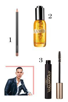 """Patrick Ta : """"The wand on this mascara is great because it really lengthens the lashes and makes them look so full and voluminous, just as its name suggests."""""""
