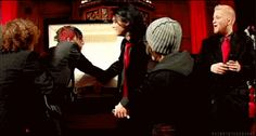 IF YOU'RE HAPPY AND YOU KNOW IT then i'm guessing you haven't heard of my chemical romance