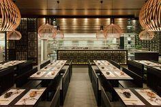 Specialty Restaurant  Kinchee (London, UK) | Jiweon Ahn | Restaurant and Bar Design Awards