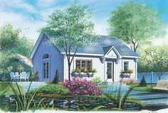 The Bunting House Plan - 3190