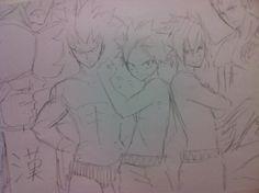 Fairy Boys 2 by 真島ヒロ (@hiro_mashima) | Twitter